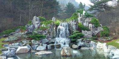 마이산 생태공원